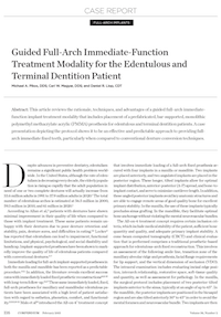 Full-Arch Immediate-Function Treatment